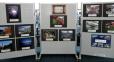 「2018年度カレンダー写真コンテスト入賞作品展」をしています