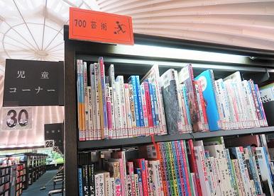 児童コーナーの書架の場所が変わりました