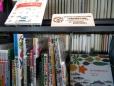 「環境教育図書・生物多様性の本箱」が寄贈されました